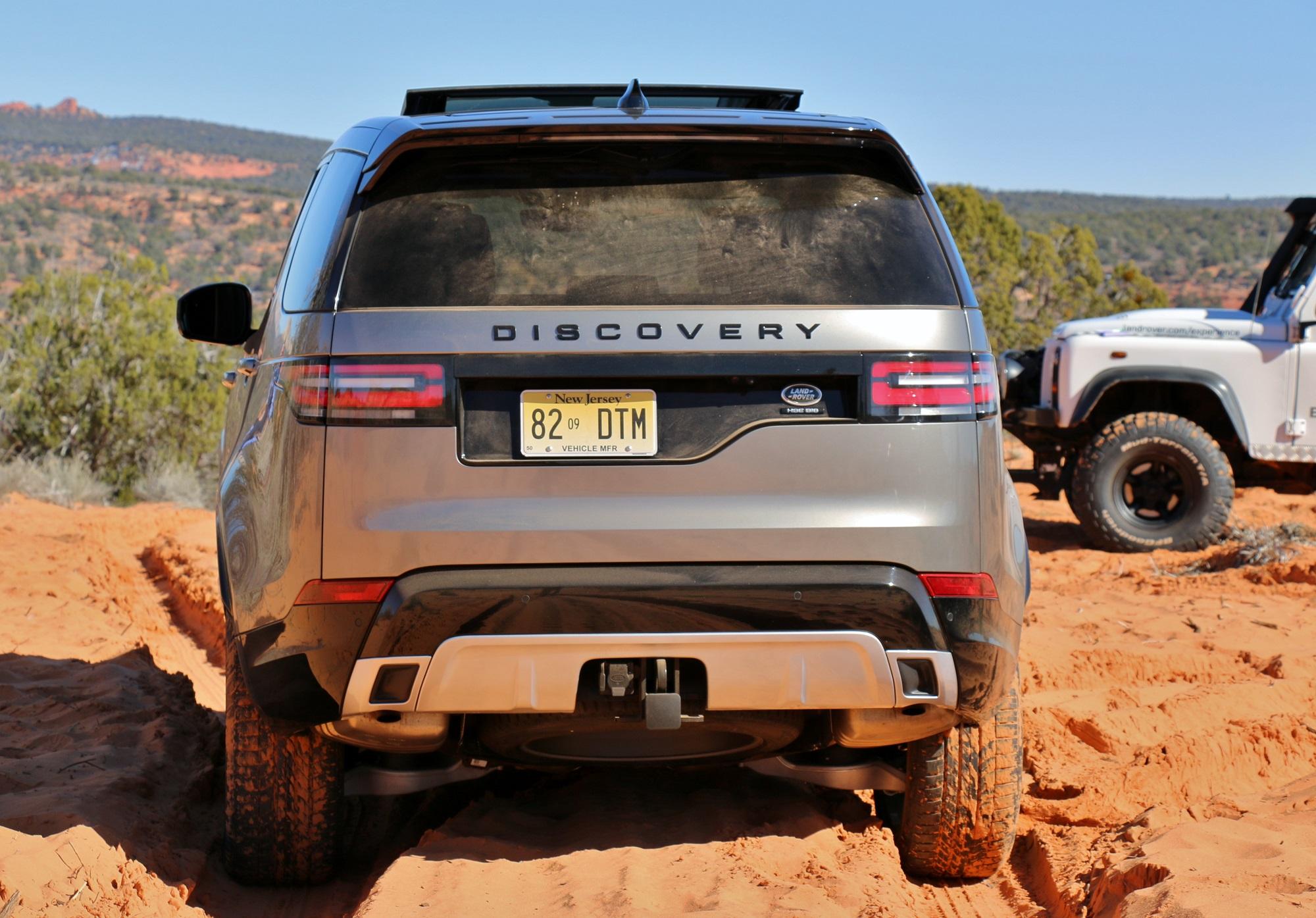 First Drive 2017 Land Rover Discovery JaguarForums