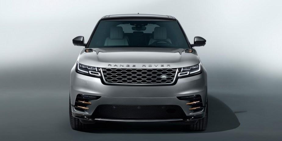 jaguarforums.com Range Rover Velar First Edition details 2017 2018