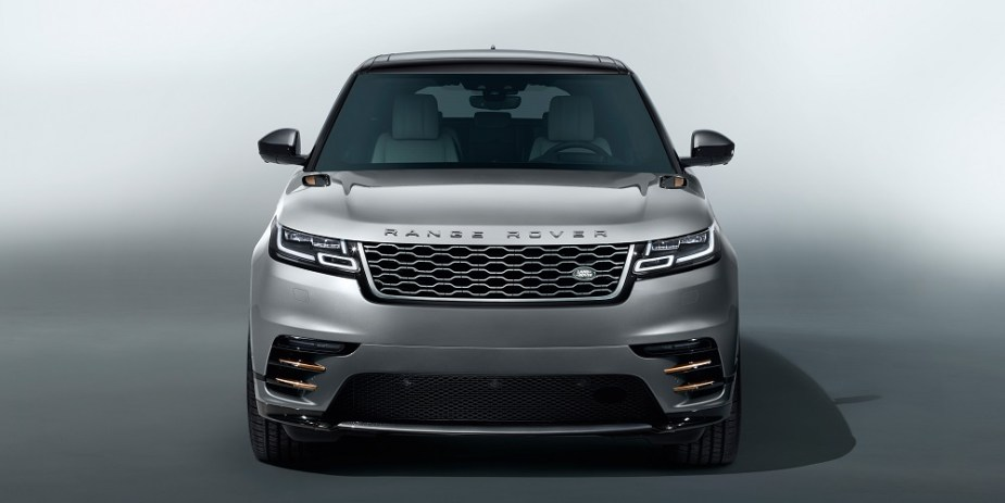 jaguarforums.com Range Rover Velar First Edition details 2017 2018