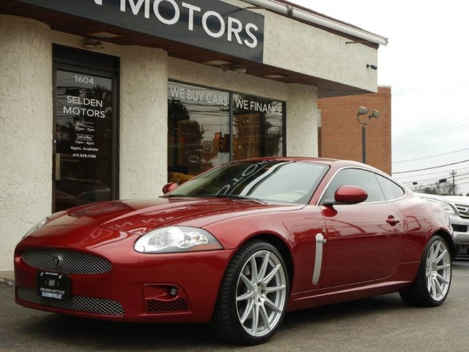 jaguarforums.com jaguar XKR bargain buy $20,000