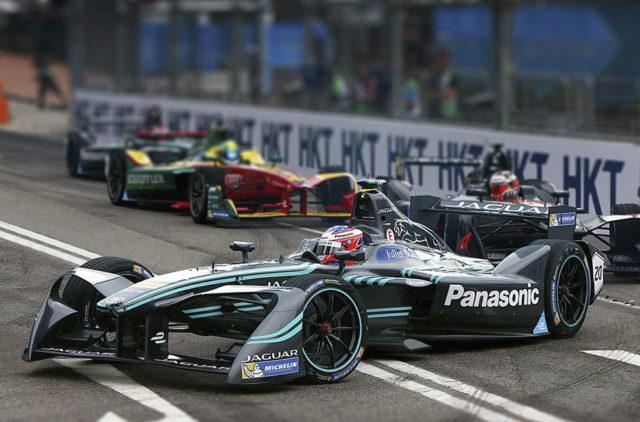 Jaguarforums.com Panasonic Jaguar Racing Formula E ePrix Paris