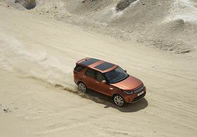 jaguarforums.com Jaguar Land Rover 2017 Discovery ad