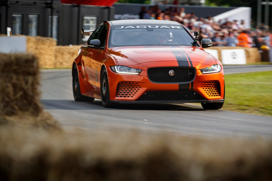 Jaguarforums.com Jaguarforums Jaguar XE SVO SV Project 8 Q&A