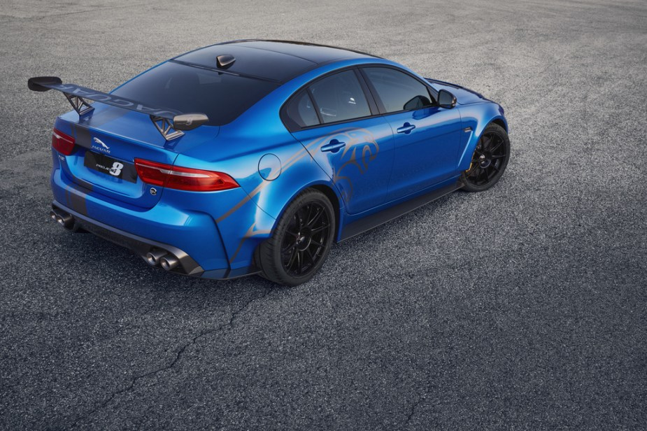 Jaguar XE SV Project 8 JaguarForums