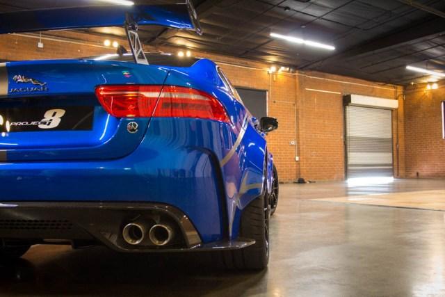 Jaguarforums.com Jaguar XE SV Project 8