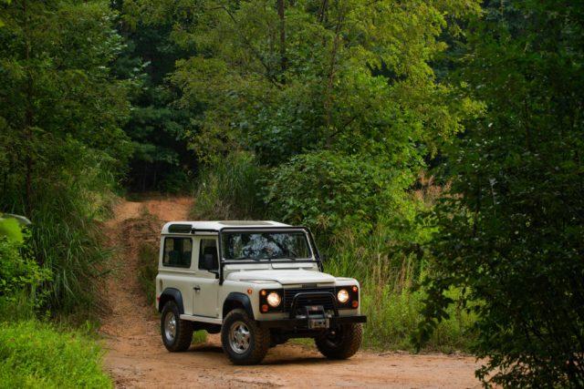 jaguarforums.com Land Rover Defender