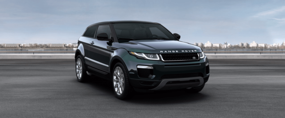 Cam Builds His Dream Evoque