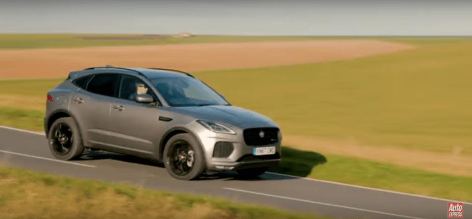 Jaguar E-Pace Tested