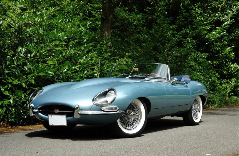 1964 Jaguar E-Type Series 1 Roadster
