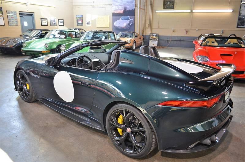 Jaguarforums.com Jaguar F-TYPE SVR Project 7 for sale