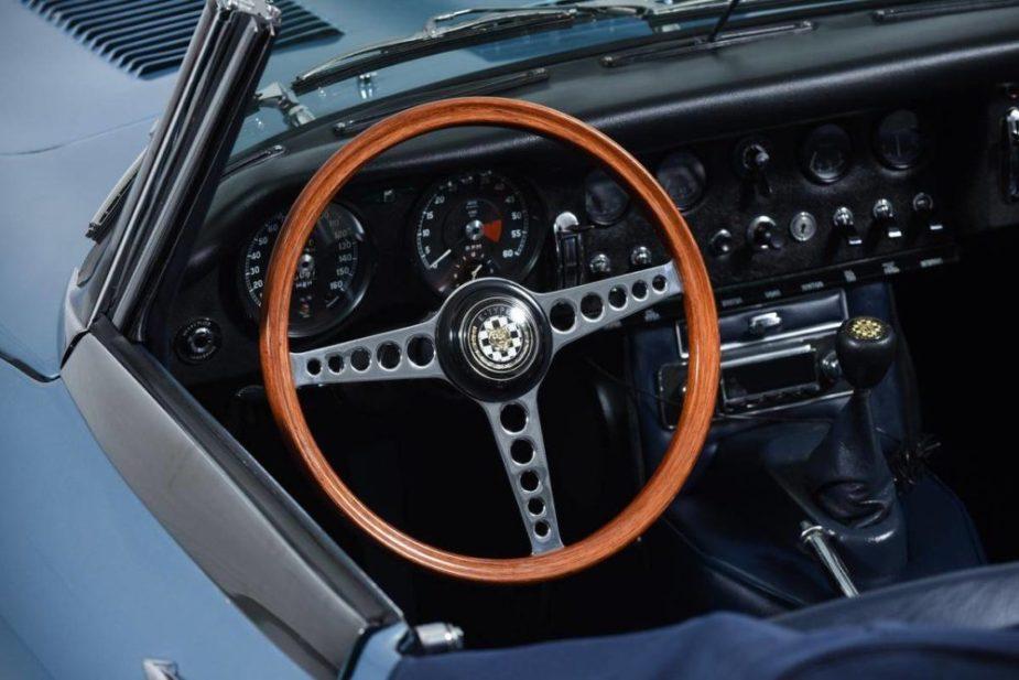 Max Weinberg's Jaguar E-Type