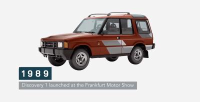 jaguarforums.com Land Rover Discovery History