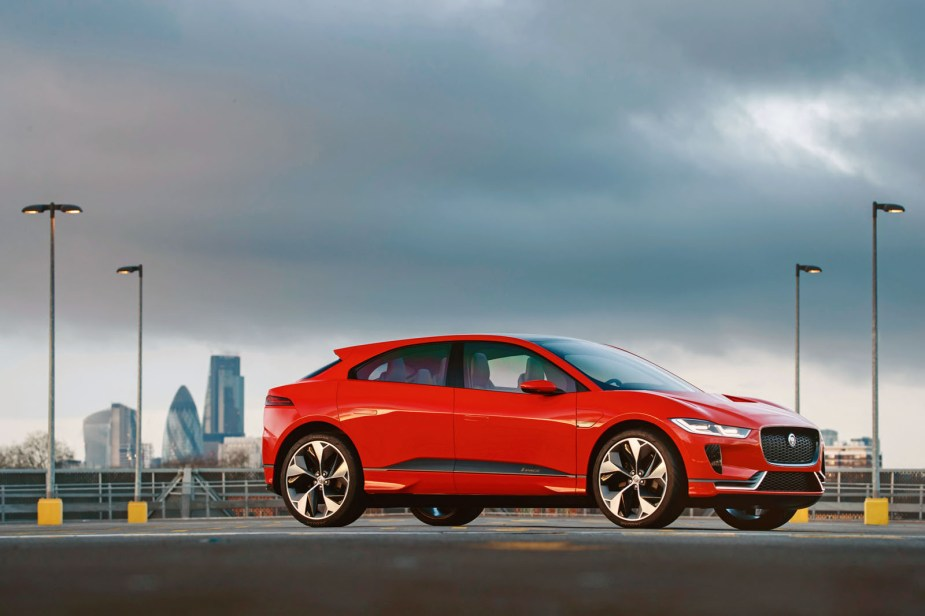 2018 Jaguar I-Pace is What Car's? readers' poll champ for 2018.