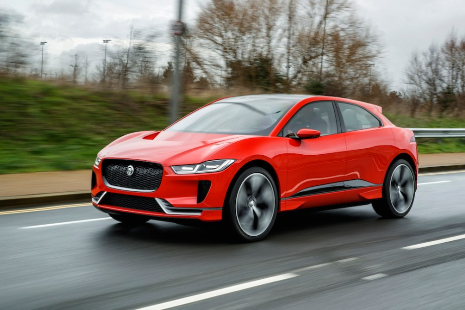 2018 Jaguar I-Pace is <em>What Car's?</em> readers' poll champ for 2018.
