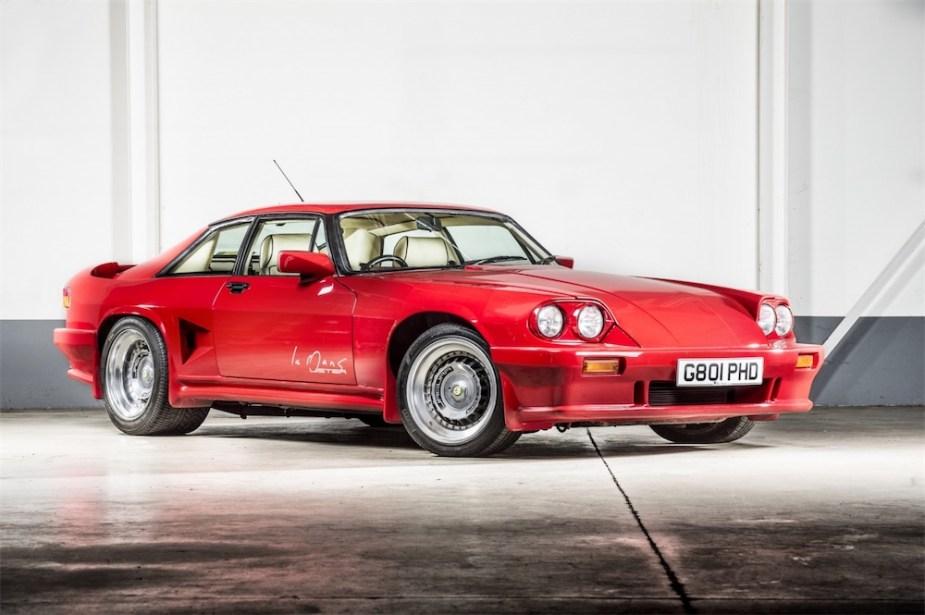Lister Jaguar XJS