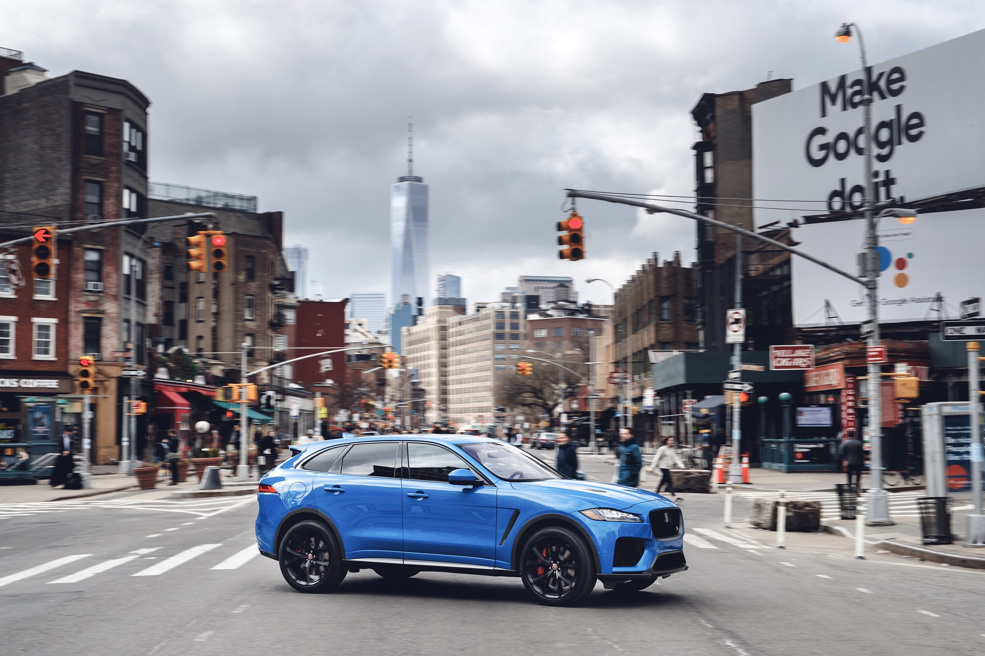 Jaguarforums.com 2019 2018 Jaguar F-PACE SVR News