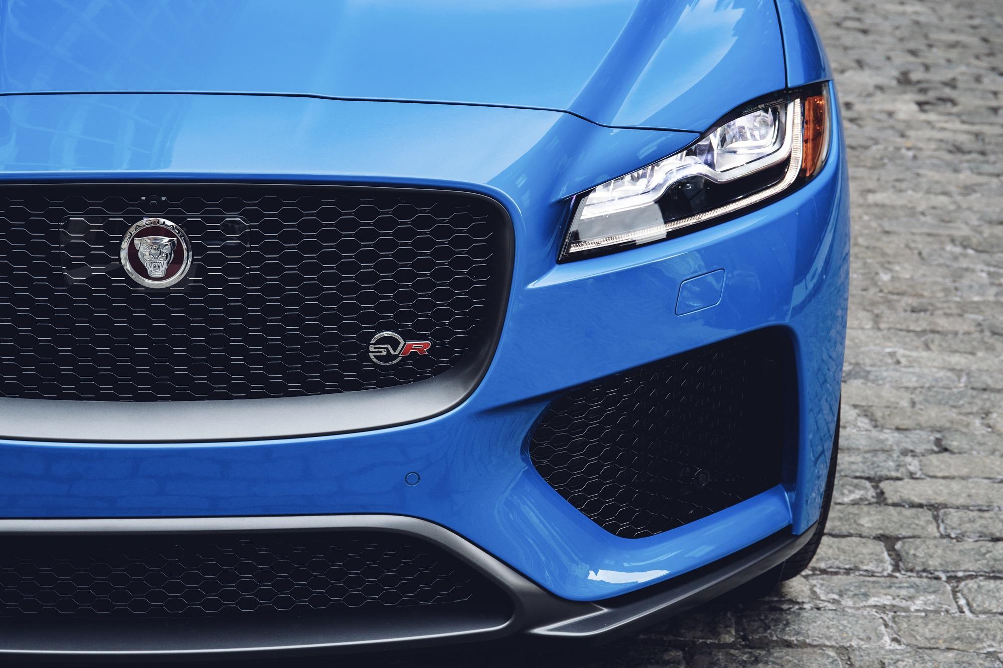 Jaguarforums.com 2019 2018 Jaguar F-PACE SVR News