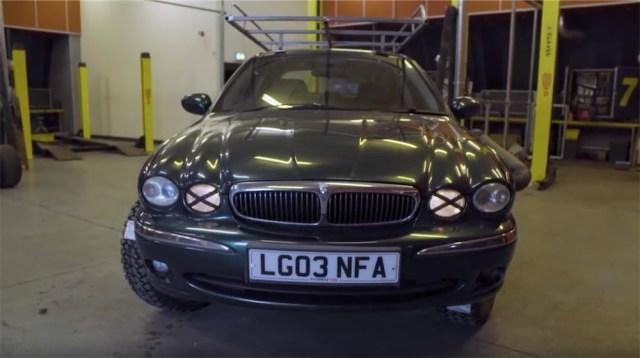 Jaguarforums.com Jaguar X-TYPE CarThrottle Project Mud-Type Off Road Safari Build