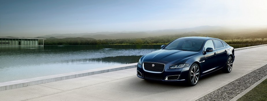 Jaguarforums.com 2019 Jaguar XJ XJ50 50th Anniversary