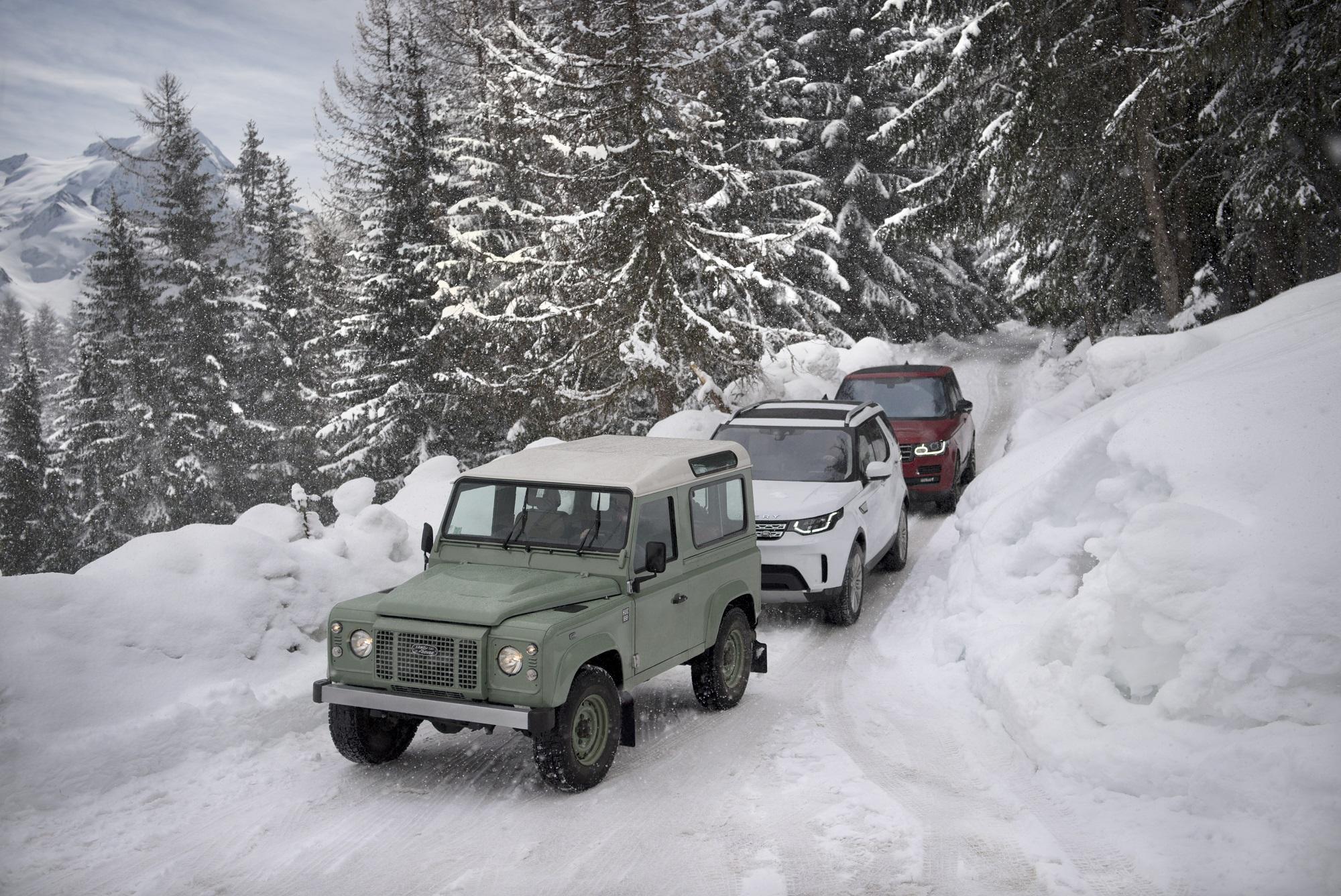 Jaguarforums.com Land Rover Defender 70th Anniversary Celebration