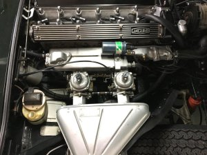 XKE 4.2 Engine
