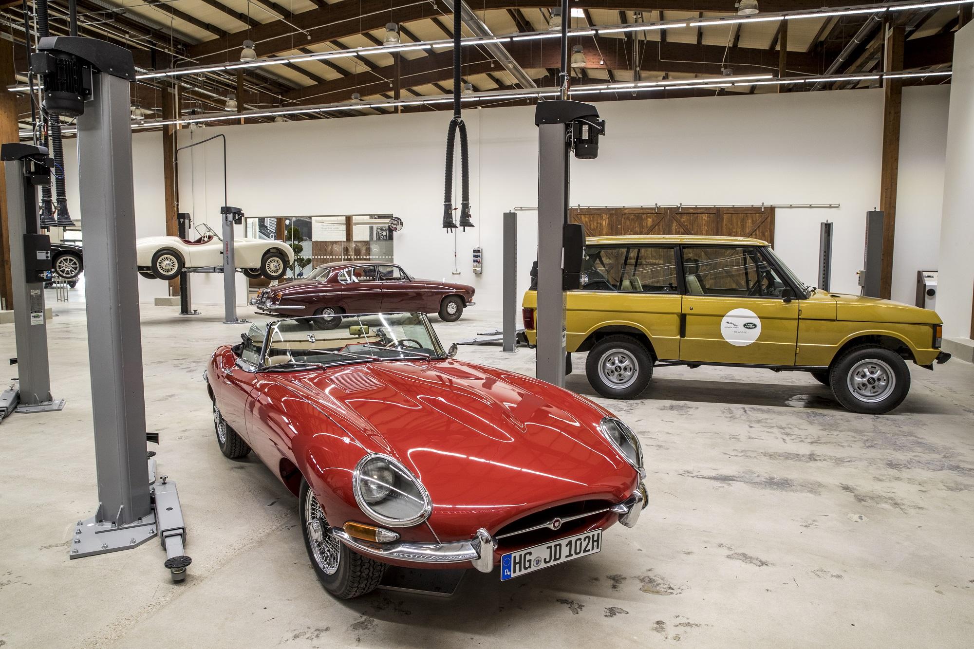Jaguarforums.com Jaguar Land Rover Classic Restoration Business Expansion Germany
