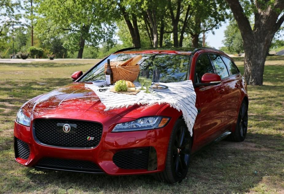 jaguarforums.com 2018 Jaguar XF Sportbrake S
