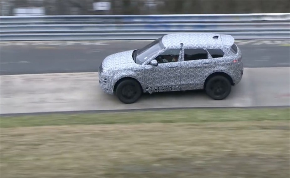 Range Rover Velar Evoque Exterior Interior