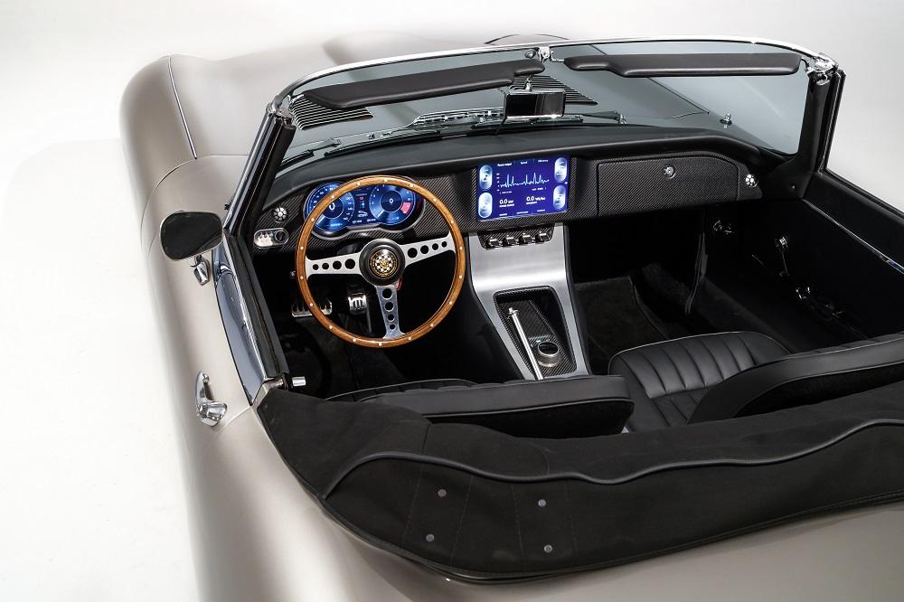 Jaguar Classic Announced E-Type Zero Emissions Electric Vehicle Conversion Officially Available to Order Jaguarforums.com