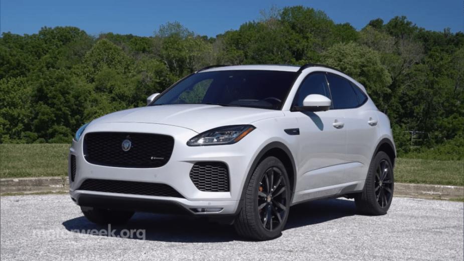 Jaguar E-Pace R Dynamic review