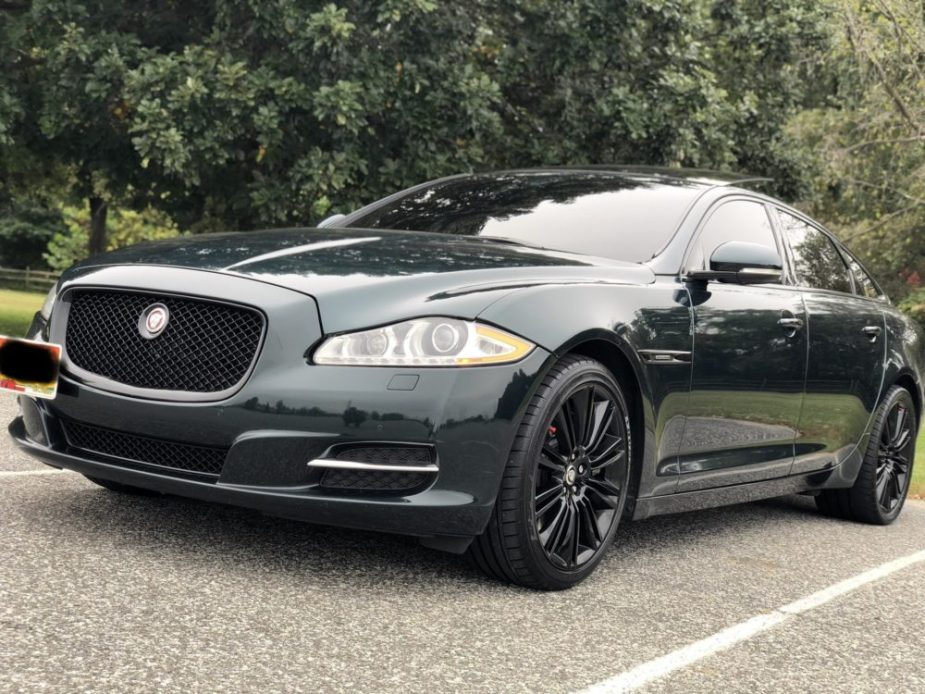 2012 Jaguar XJL Supercharged
