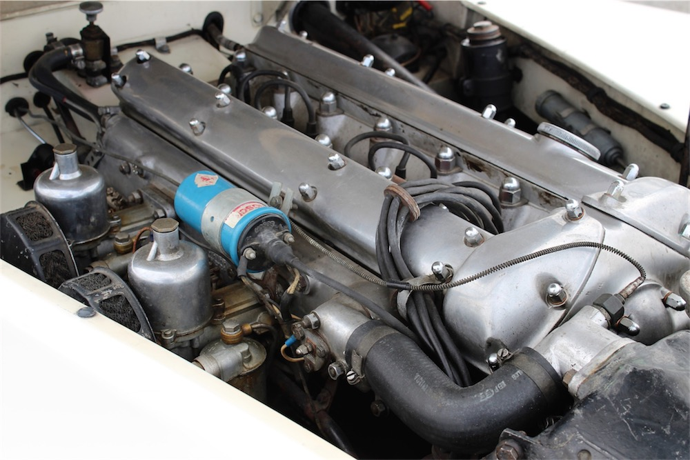 1954 Jaguar XK120 SE Roadster For Sale