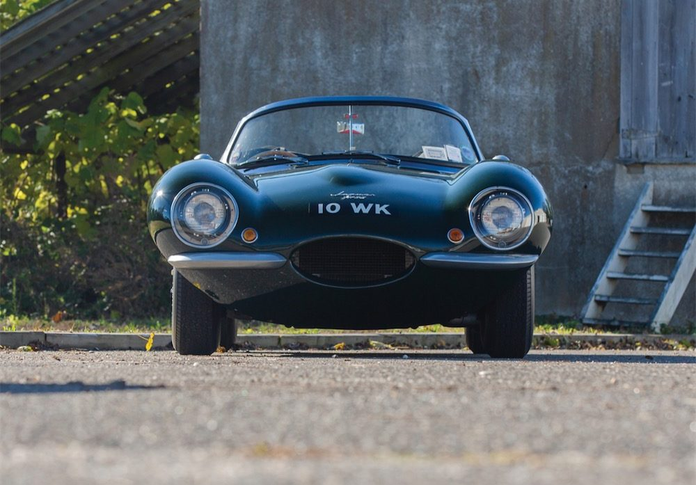 Jaguar XKSS Recreation Lynx