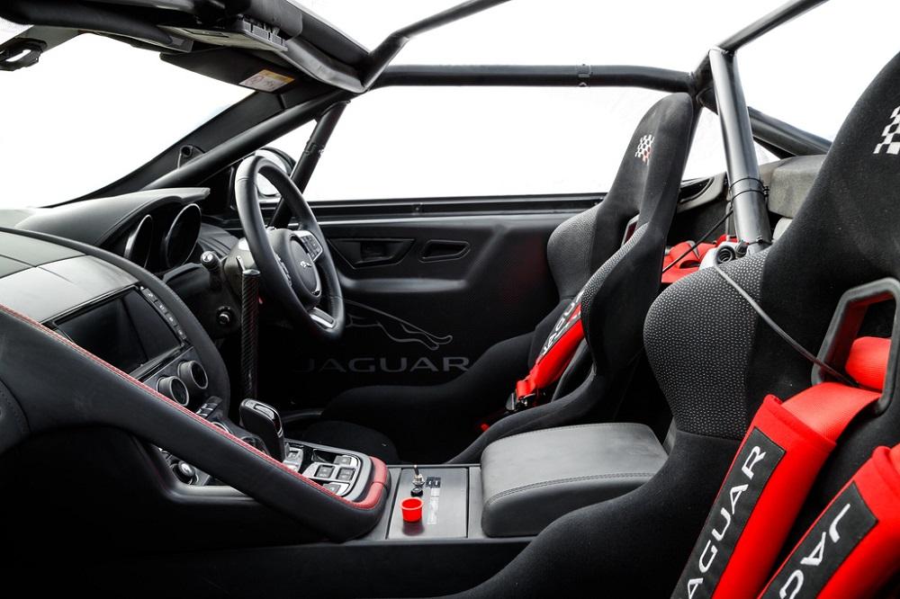 Jaguar F-Type Rally Special Edition Chequered Flag Jaguarforums.com