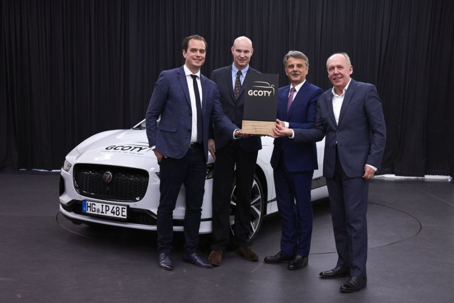I-Pace Germany Car of the Year
