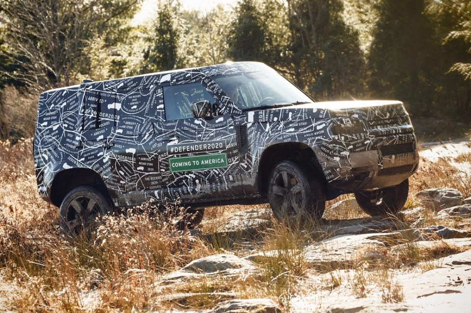 Land Rover Defender 2020 Confirmed!