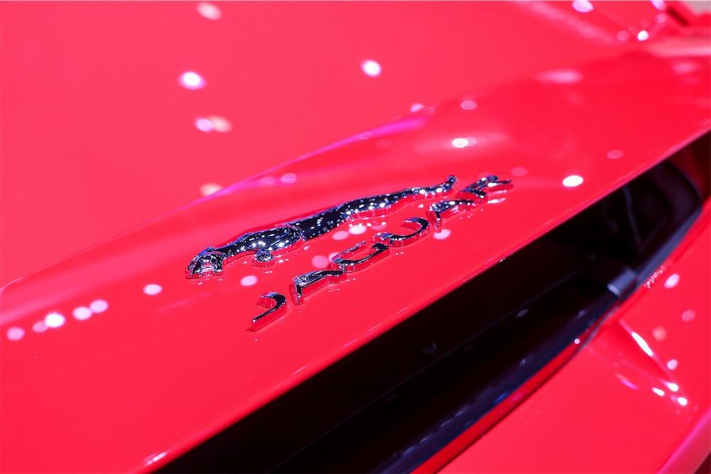 Jaguar F-Type R.