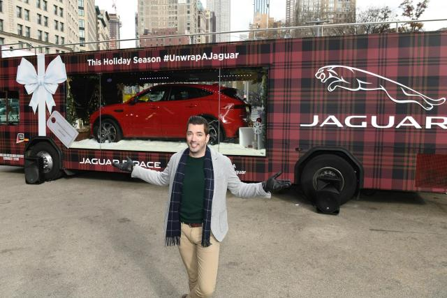 Unwrap a Jaguar Holiday Event