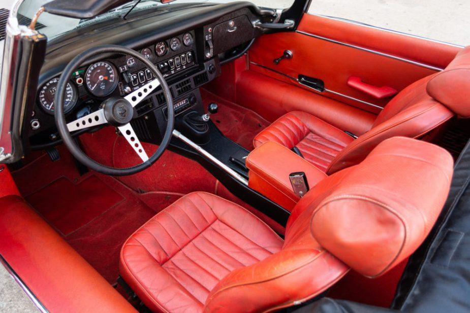 1973 Jaguar XK-E Roadster