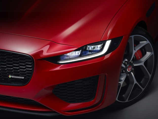2020 Jaguar XE Sedan Details Pricing Announced