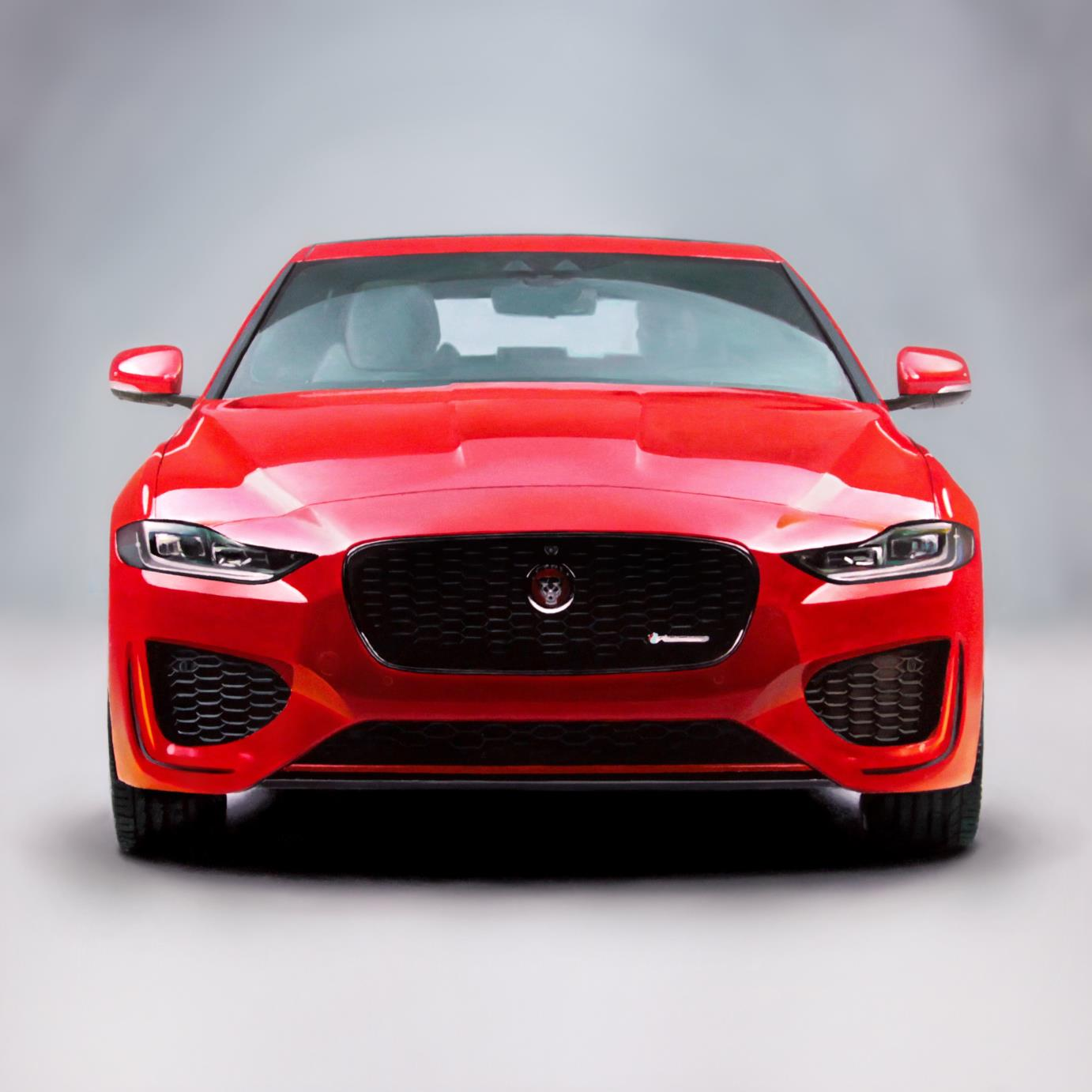 2020 Jaguar XE Sedan Art
