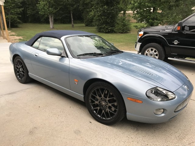 2006 Jaguar XKR Victory EditionSupercharged for Sale
