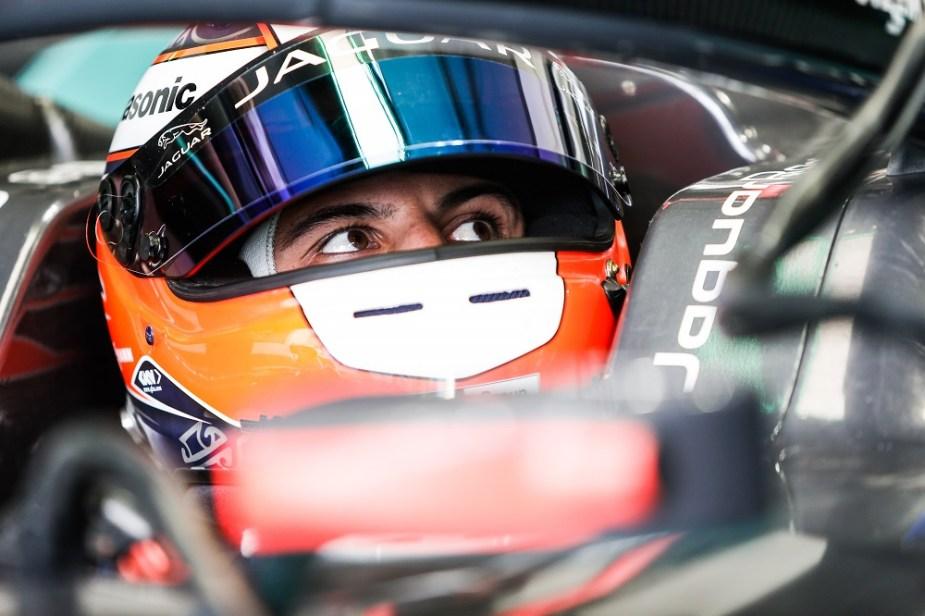 Jaguar Formula E Victory Rome ePrix 2019 Mitch Evans