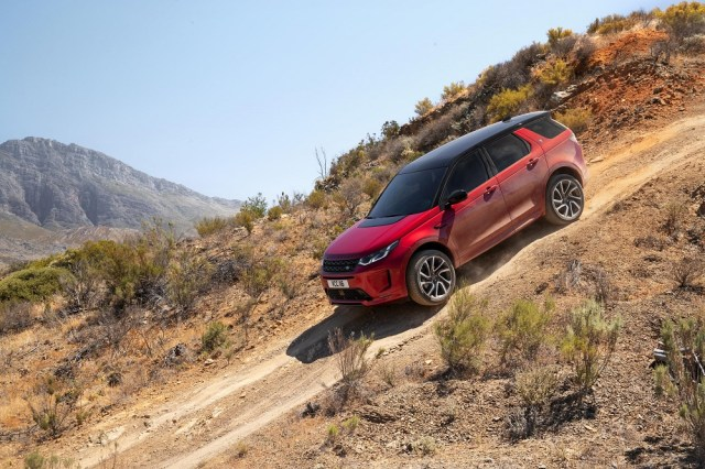 Land Rover Discovery Sport 2020 Updates
