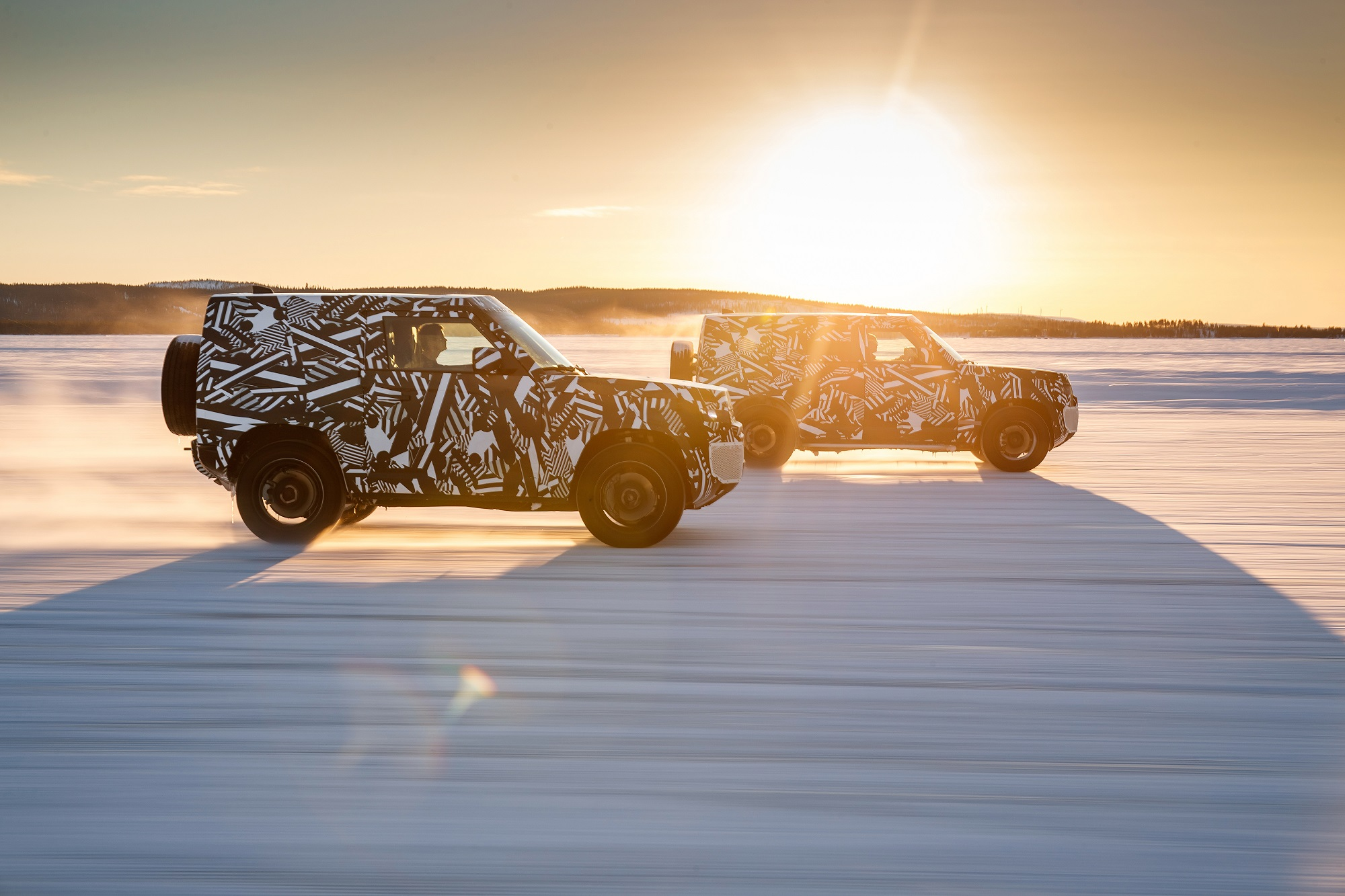 Land Rover Defender Tusk Edition 1.2 Million Kilometers of Development Testing