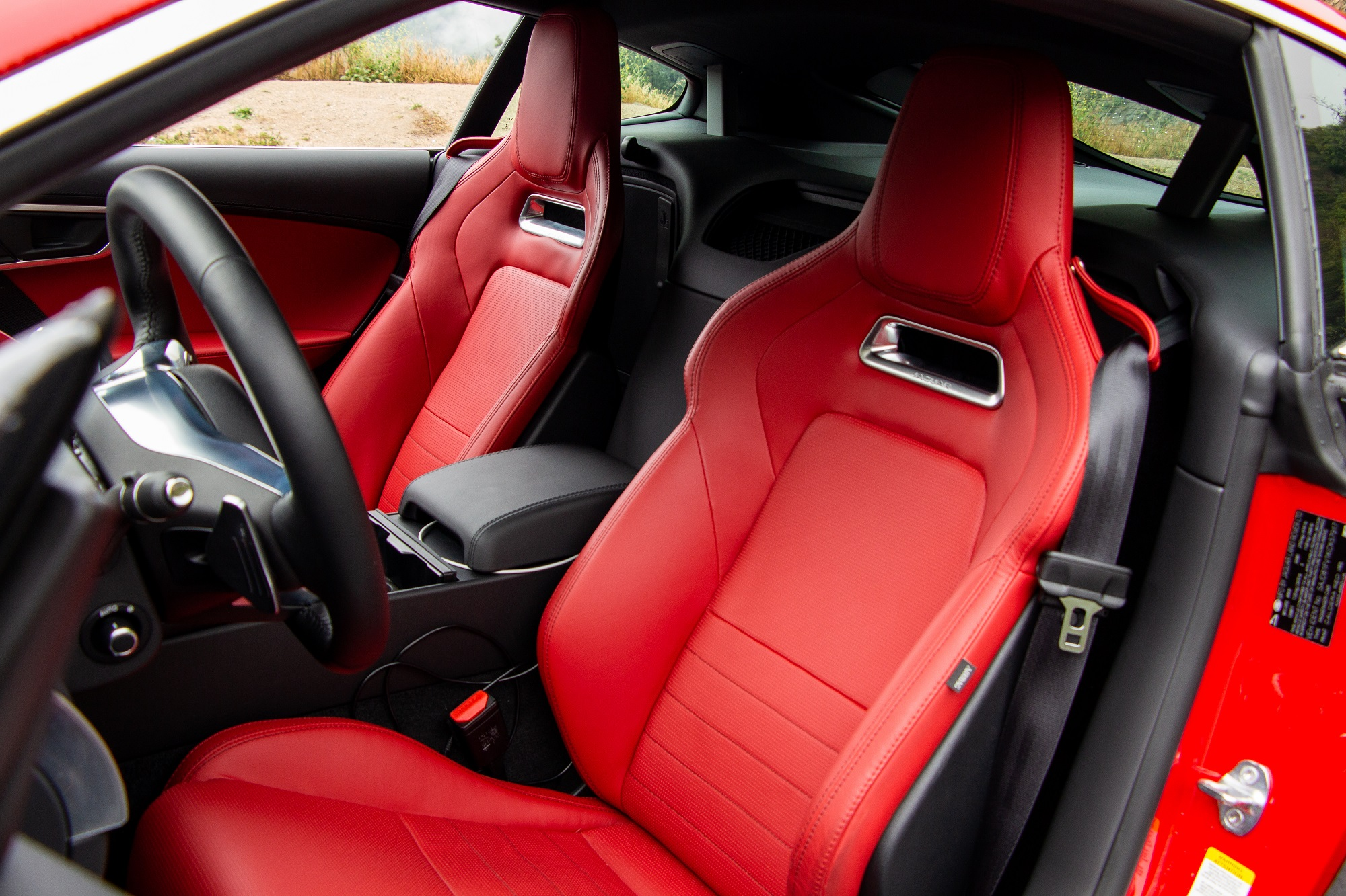 Jaguar F-TYPE Coupe P380 Supercharged V6 Engine Interior Exterior Colors Options Jake Stumph
