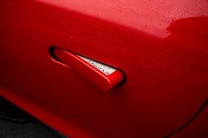 Jaguar F-TYPE Coupe P380 Supercharged V6 Engine Interior Exterior Colors Options Jake Stumph