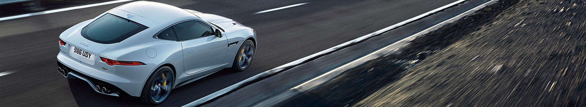 Jaguar F-TYPE Why Certified Pre-Owned