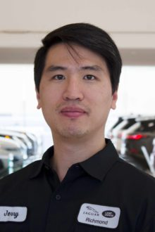 JERRY LIU - LAND ROVER TECHNICIAN