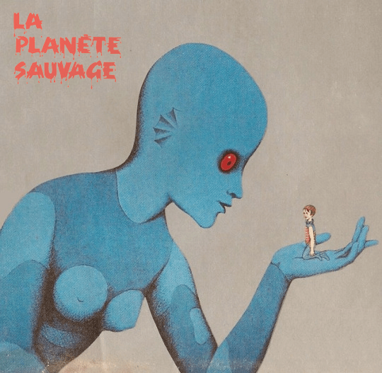 "TAPE HEADS FILM CLUB present ""La Planete Sauvage"" by René Laloux – Screening"